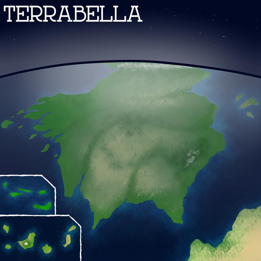 TERRABELLA by Viyusgi