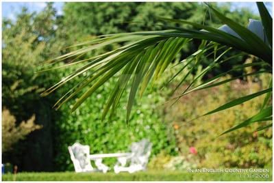 In an English Country Garden by Lu-Xin