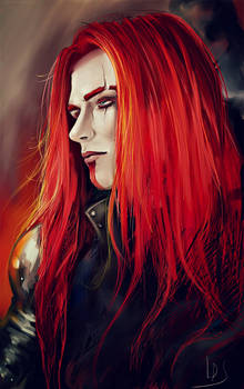 Ares by LoranDeSore
