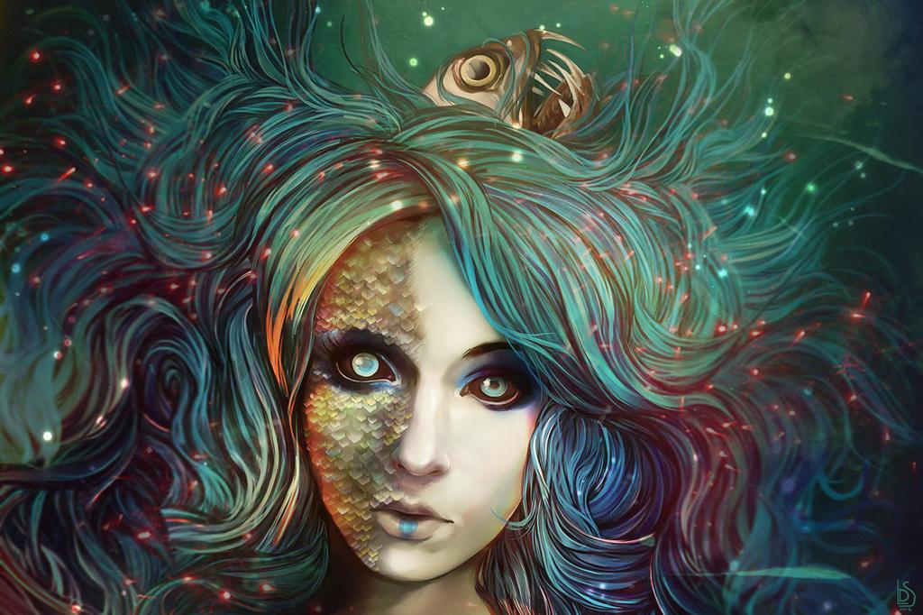 Siren by LoranDeSore