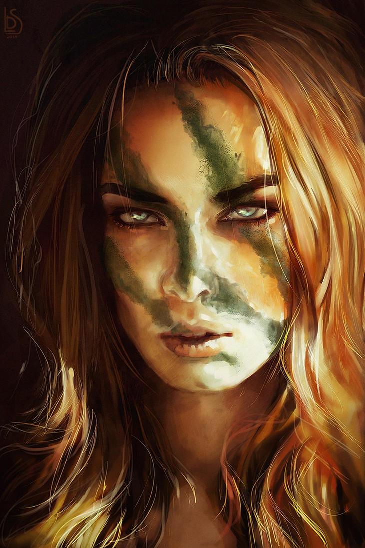VRAC Aela_the_huntress_by_lorandesore-d7ozmzi