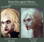 Before and After Lestat