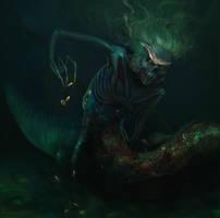 Little mermaid by LoranDeSore