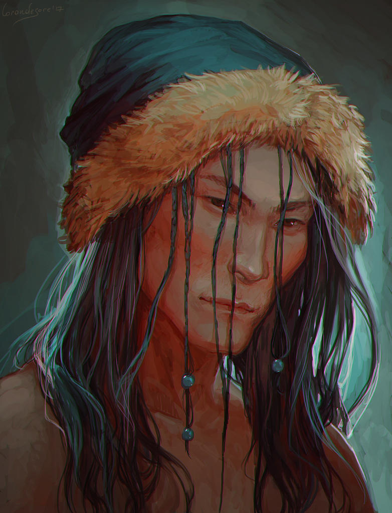 Mongol by LoranDeSore