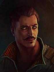 Dorian Pavus by LoranDeSore