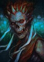 Dead king by LoranDeSore