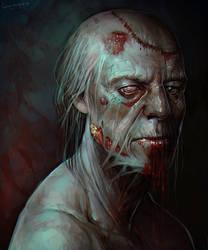 Grandpa by LoranDeSore