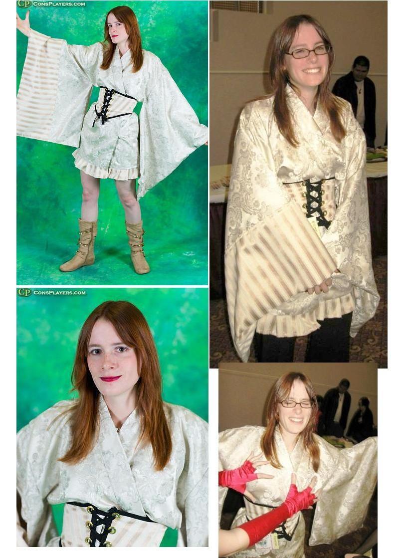 Original Kimono Design by wuntavor