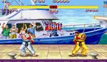 Ryu VS Sean