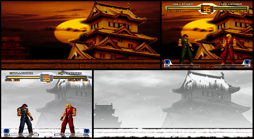Stage Ryu SVC