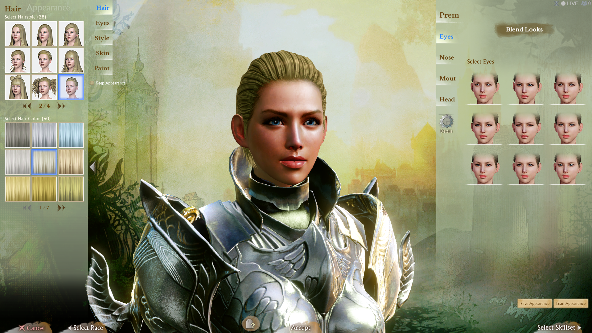 Presets download character archeage ArcheAge CFG