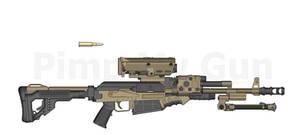 BA .434  M268 Rifle
