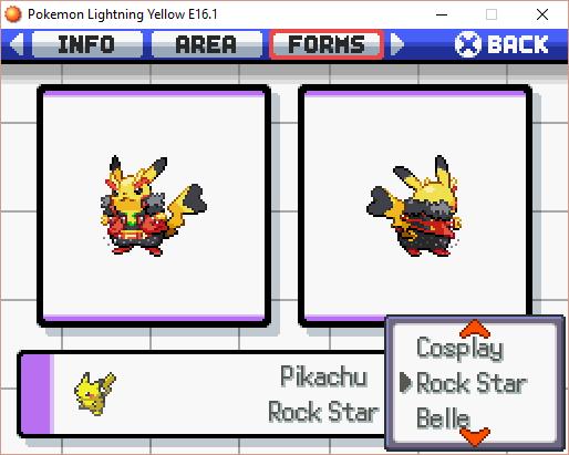 Download pokemon lightning yellow pc