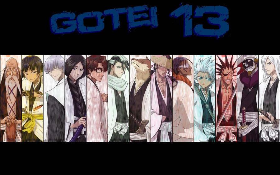 [Shounen Manga] - Bleach Bleach_gotei_13_by_jojo1128xxx-d3c4pjp