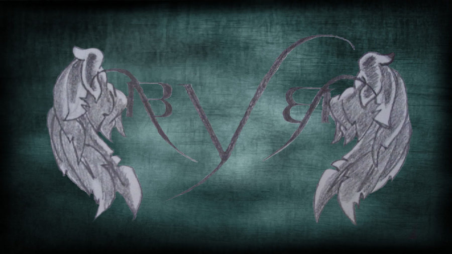 My BVB Fallen Angel Logo On A New Backing By JinxxedKitty
