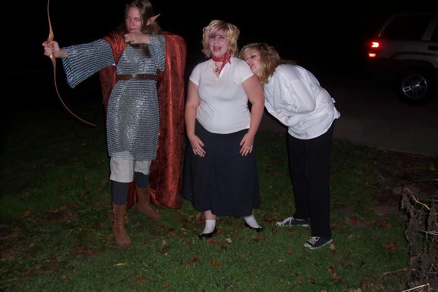 Halloween Costumes 2008 by ZaronianWarCaptain