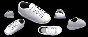 Sneaker Model by thefjk