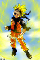 SSJ Naruto... by thefjk