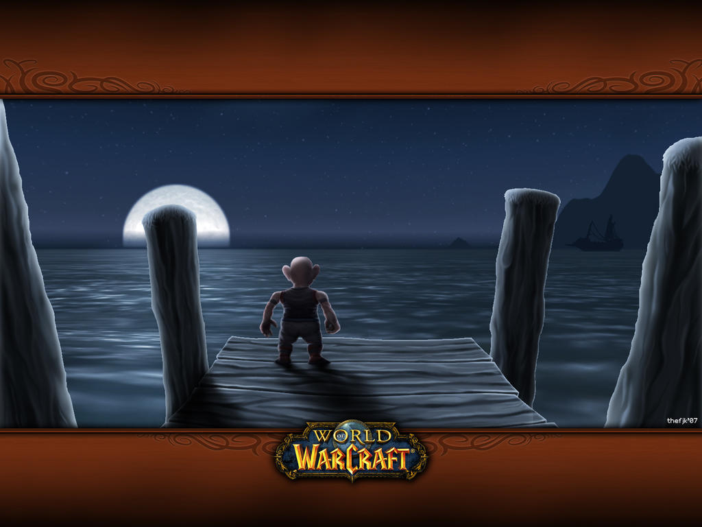 World Of Warcraft Wallpaper 2 by thefjk