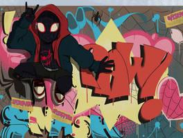 Graffiti by LanxiArts