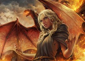 Dracarys by diogosaito