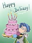 Cake baker (Bday gift)