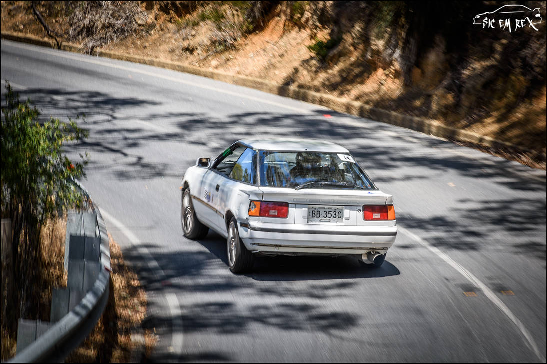 2015 Toyota Celica >> Old Willunga Hillclimb 2015 Toyota Celica T162 By Sicem Rex On