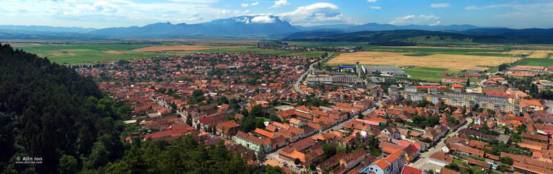 Rasnov city