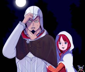 Kyros - Scarlett Assassin's Creed - ONE PIECE 742