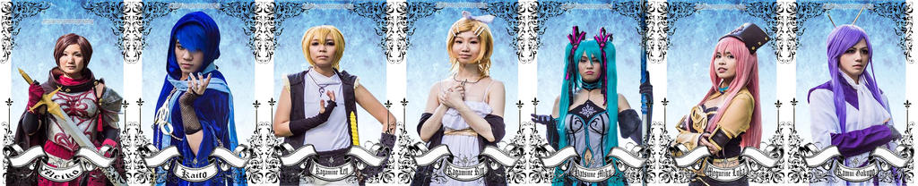 Vocaloid: Synchronicity portrait by miyaca