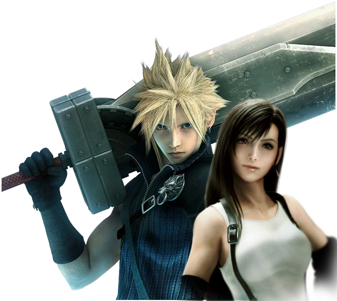 final fantasy characters cloud and tifa relationship