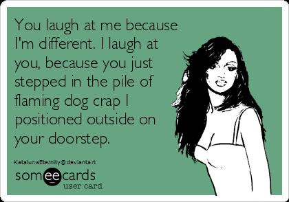 Joke's On You by KatalunaEternity