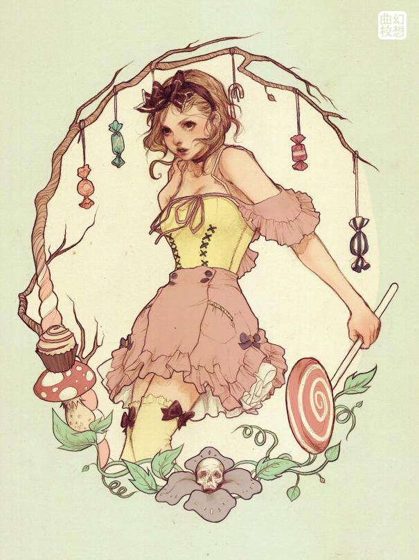 Gretel by JDarnell