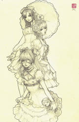 Evangelion: Lolita Project