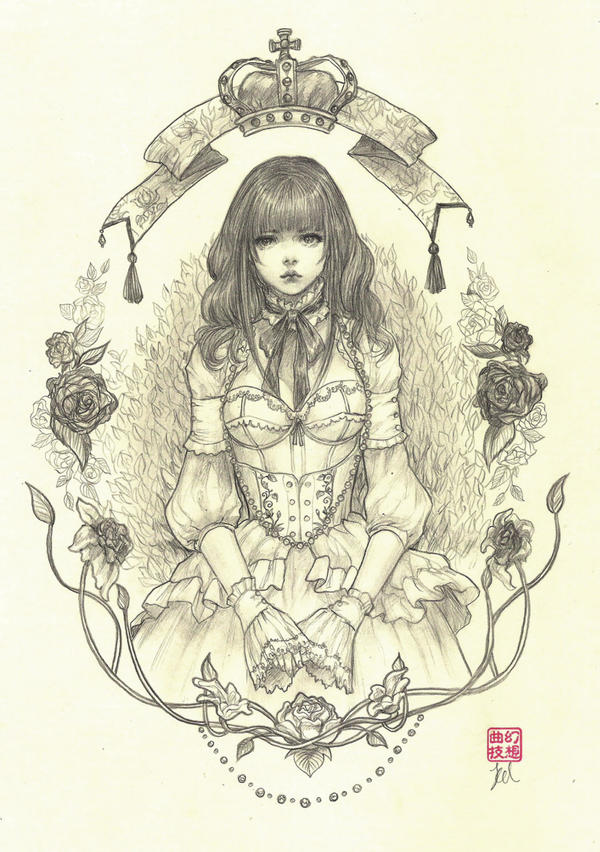 Annabella by JDarnell