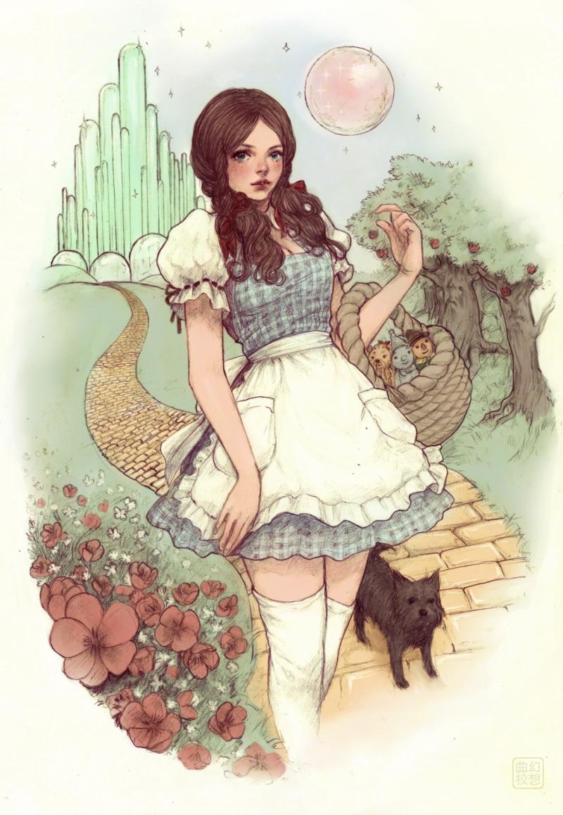 Dorothy by JDarnell