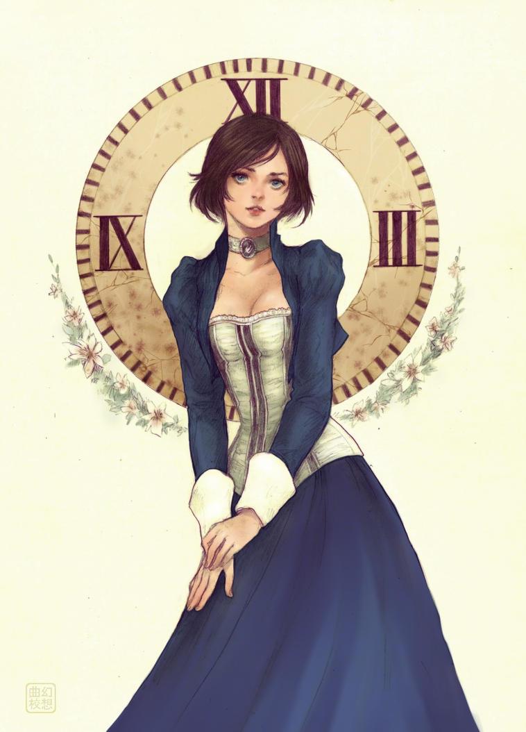 Elizabeth by JDarnell