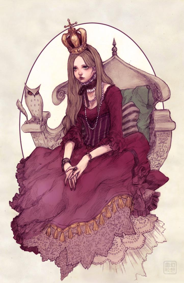 Alecia by JDarnell