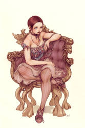 Camelia by yasa-hime