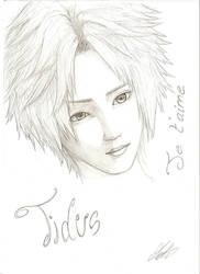 Final Fantasy X - Tidus by kiradu81