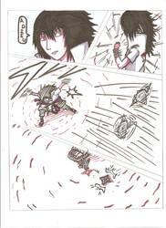 Naruto VS Sasuke 2 by kiradu81