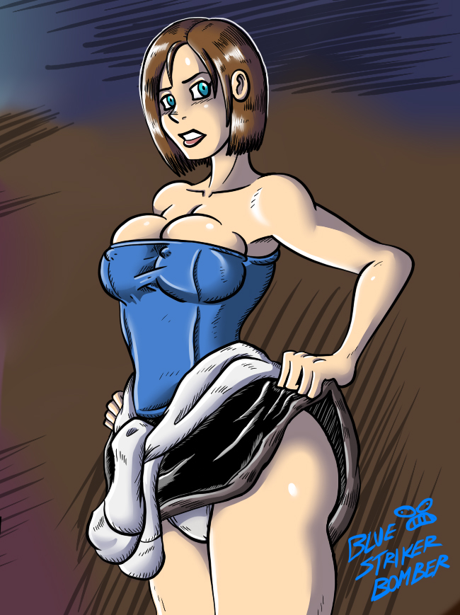 Jill Valentine (DA version) by BlueStrikerBomber
