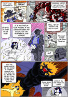 Hellgasm Slaughter: Chapter 1 Page 18 by BlueStrikerBomber