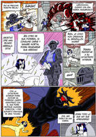 Hellgasm Slaughter: Chapter 1 Page 18 SPANISH by BlueStrikerBomber