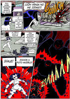 Hellgasm Slaughter: Chapter 1 Page 19 SPANISH by BlueStrikerBomber