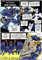 Hellgasm Slaughter: Chapter 1 Page 21 by BlueStrikerBomber