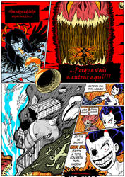 Hellgasm Slaughter: Chapter 1 Page 35 SPANISH END by BlueStrikerBomber