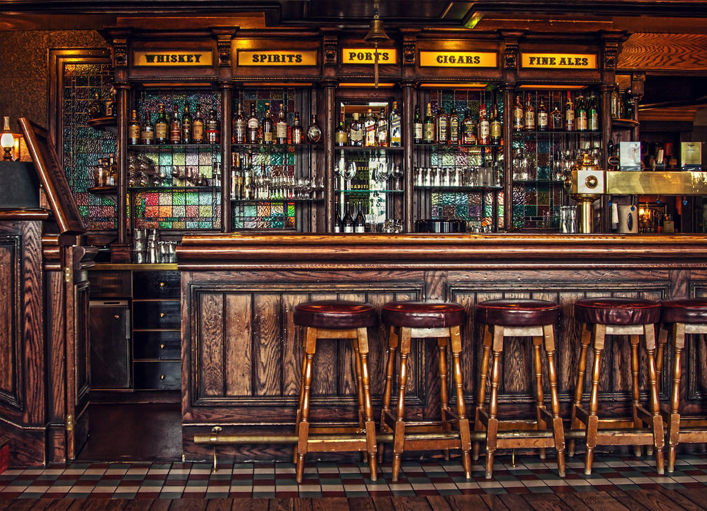 cool bar ideas in garage - Irish Pub The Dubliner Copthorne Hotel Hannover by