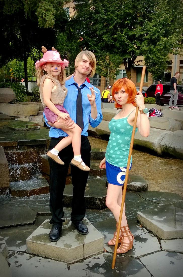 One Piece Family by Daws3