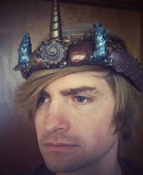 Merman crown by Daws3